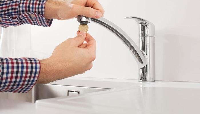 Remplacement de robinet Evier et lavabo 159€