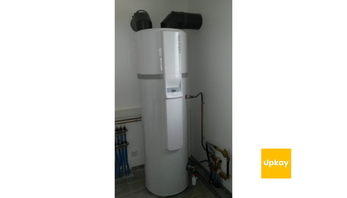 Installation Ballon thermodynamique Saint-Malo 2 800 €