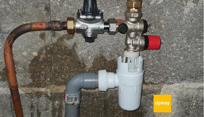 Groupe de sécurité Paris 13 chauffe eau 189€