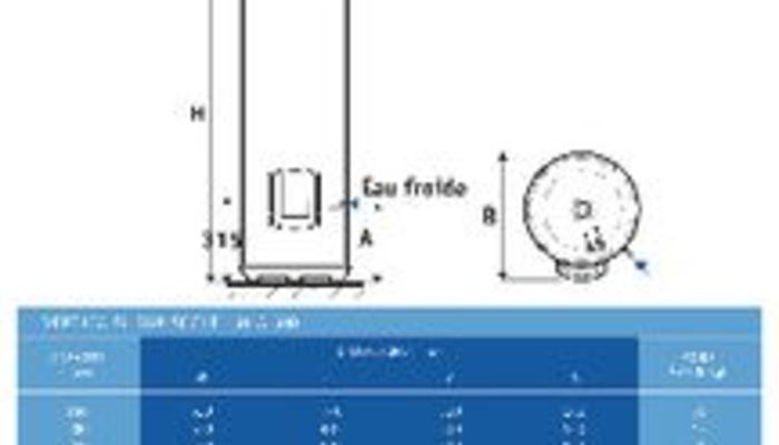 Installation chauffe-eau ZENEO Atlantic 579€* 579€