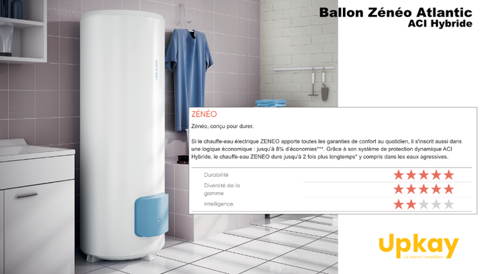 Dépannage ou installation ballon eau chaude Reims 965€