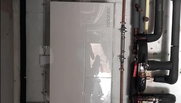 Dépannage chaudière gaz - secteur Erstein 96€