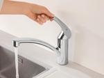 Changement de robinet pour évier et lavabo 150€