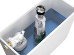 Changement de mécanisme chasse d'eau 150€