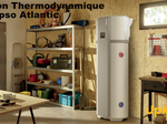 Installation ballon thermodynamique  Calypso - CUS 2 370 €